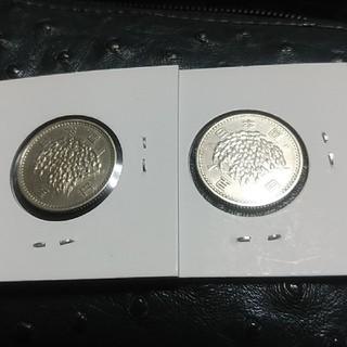 旧100円硬貨(貨幣)