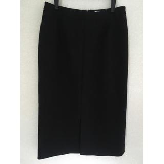 ユナイテッドアローズ(UNITED ARROWS)のFIGARO Paris 前スリットのタイトスカート(ひざ丈スカート)