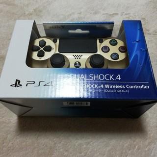 プレイステーション4(PlayStation4)のデュアルショック4 Dual Shock 4 新品未開封(家庭用ゲーム機本体)