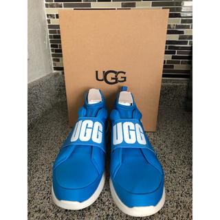 UGG - 【人気】UGG ロゴスニーカー USサイズ7