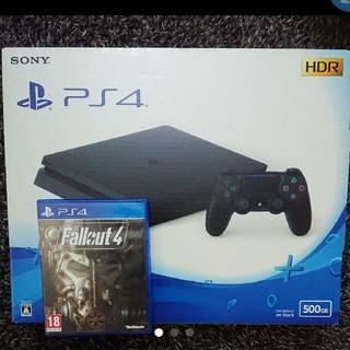 プレイステーション4(PlayStation4)のSONY PlayStation4 CUH-2200AB01 ps4 500GB(家庭用ゲーム機本体)