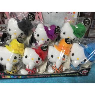 ハローキティ(ハローキティ)の関ジャニ∞❌Hello kitty  君うたハットマスコット 新品未開封箱付き(アイドルグッズ)