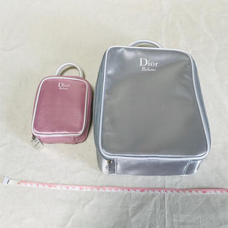 Dior - ディオール Dior 化粧ポーチ ポーチ 2点セット