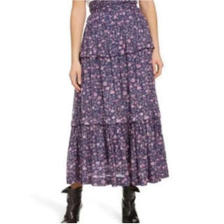 イザベルマラン(Isabel Marant)のイザベルマラン ティアードスカート(ロングスカート)