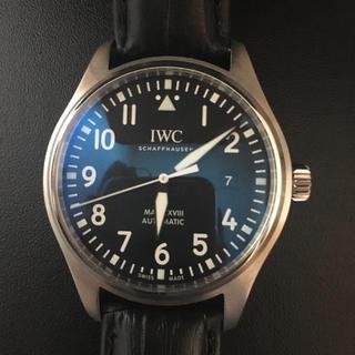 インターナショナルウォッチカンパニー(IWC)のIWC パイロットウォッチ マーク18  IW 327001(腕時計(アナログ))