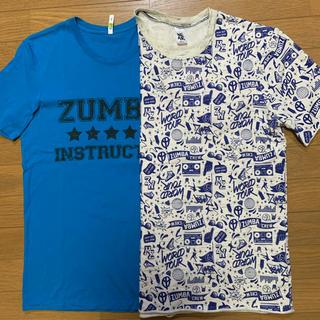 ズンバ(Zumba)のズンバT2枚セット(ダンス/バレエ)