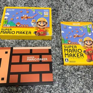 ウィーユー(Wii U)のSUPER MARIO MAKER (スーパーマリオメーカー)(家庭用ゲームソフト)