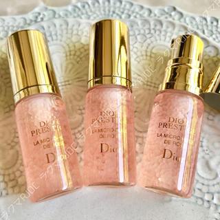ディオール(Dior)の【14300円相当♡】ディオール プレステージ ユイルドローズ ベストコスメ受賞(ブースター/導入液)