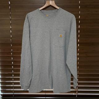 カーハート(carhartt)のcarhartt   ロンT   カーハート(Tシャツ/カットソー(七分/長袖))