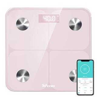 YePexwo 体重計 体組成計 体脂肪計 Bluetooth接続 ユーザー登録(体重計/体脂肪計)