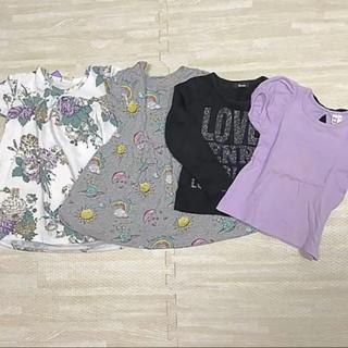 女の子 セット売り 110cm(Tシャツ/カットソー)