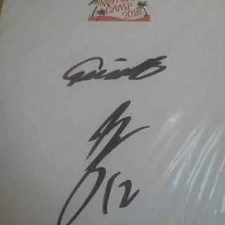 ヨミウリジャイアンツ(読売ジャイアンツ)の元巨人 鈴木尚広さんの直筆サイン(スポーツ選手)