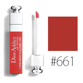 ディオール(Dior)のDior アディクト リップティント #661 ナチュラルレッド (口紅)