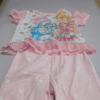 プリキュア 半袖半ズボン110(パジャマ)