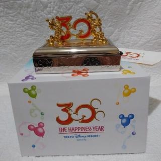 ディズニー(Disney)のTDR30周年 プレビューナイト プレス記念品♪(ノベルティグッズ)