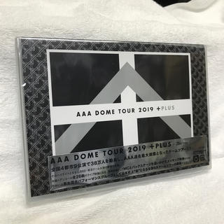 AAA DOME TOUR 2019 +PLUS Blu-ray(ミュージック)