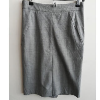セオリー(theory)のtheoryのグレースカート サイズ0 (ひざ丈スカート)