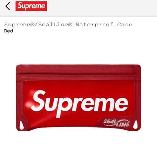 シュプリーム(Supreme)のSupreme®/SealLine® Waterproof Case Red(その他)