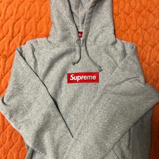 シュプリーム(Supreme)のsupreme logo パーカー(パーカー)