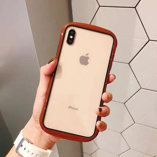iPhone ケース シンプル クリア(iPhoneケース)
