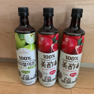 コストコ - 美酢 ミチョ ざくろ グリーンアップル