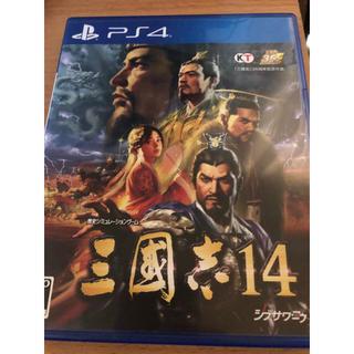 プレイステーション4(PlayStation4)の三國志14 (家庭用ゲームソフト)