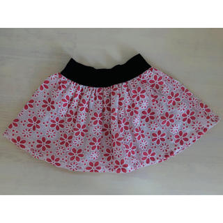 スカート  ピンク サイズ80(スカート)