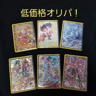 ドラゴンボール(ドラゴンボール)のドラゴンボールヒーローズ オリパ(カード)
