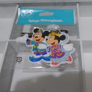 ディズニー(Disney)の未使用 TDR30周年 Star Festival2013マグネット♪(バッジ/ピンバッジ)