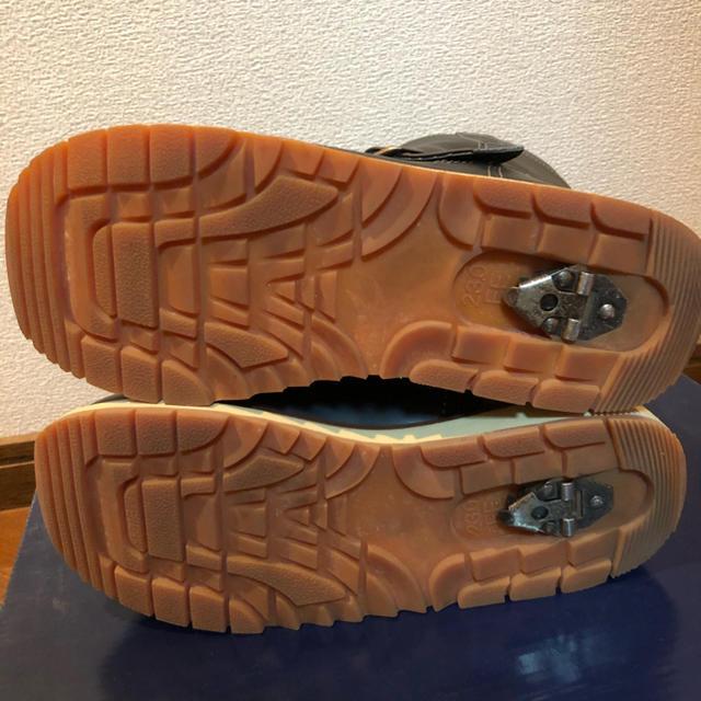 OshKosh(オシュコシュ)のオシュコシュ スパイク付き キッズエンジニアブーツ 23cm キッズ/ベビー/マタニティのキッズ靴/シューズ(15cm~)(ブーツ)の商品写真