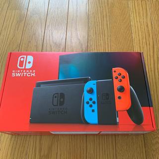 ニンテンドースイッチ(Nintendo Switch)の新型 ニンテンドースイッチ ネオン(家庭用ゲーム機本体)