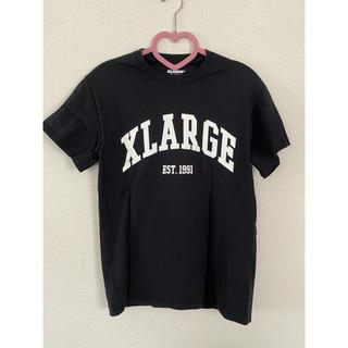 エクストララージ(XLARGE)のXLARGE®︎ 黒半袖Tシャツ(Tシャツ/カットソー(半袖/袖なし))