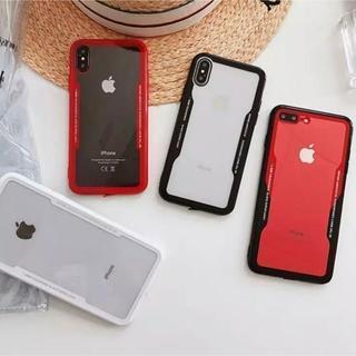インスタ映えiPhoneXSブラックケース(iPhoneケース)
