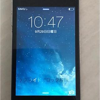 アップル(Apple)のPhone 4 Black 16 GB Softbank (スマートフォン本体)