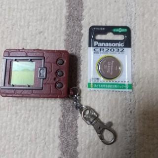バンダイ(BANDAI)のデジモン ver.20th オリジナルブラウン(携帯用ゲーム機本体)