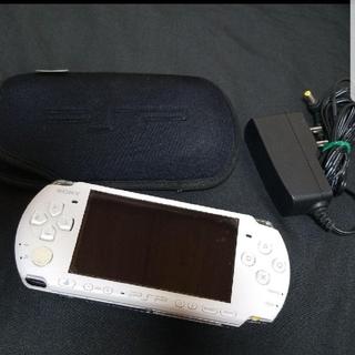 プレイステーションポータブル(PlayStation Portable)のSONY PSP 3000 本体(携帯用ゲーム機本体)