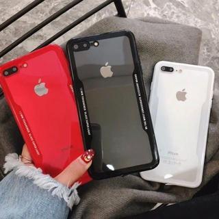 インスタ映えiPhone7/8plusブラックケース(iPhoneケース)