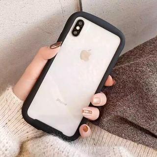 アイフォーン(iPhone)のiPhone ケース アイフォン 11  XR 透明 韓国 新品 クリアケース(iPhoneケース)