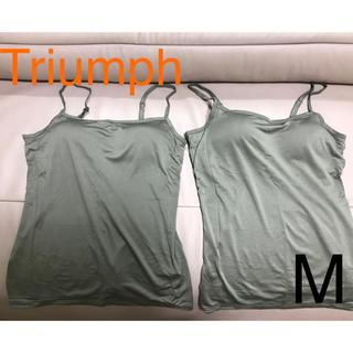 Triumph - ☆新品未使用☆ トリンプ ブラトップ M 2枚セット