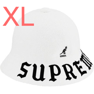 Supreme - 新品】Supreme Kanagol Bermuda Casual Hat XL