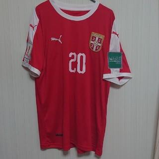 PUMA - セルビア代表 ミリンコビッチサビッチ プーマ サッカー