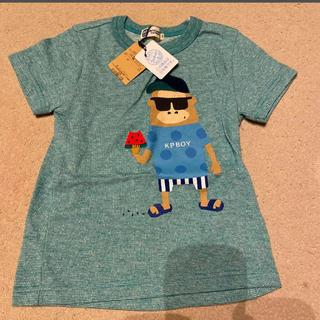 KP - Tシャツ 110 スイカ ゴリラ