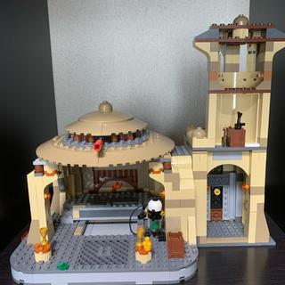 レゴ(Lego)のレゴ スターウォーズ 9516 ジャバの宮殿 廃盤(SF/ファンタジー/ホラー)