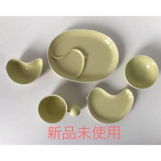 ハクサントウキ(白山陶器)の白山陶器 波佐見焼 子供食器セット (食器)