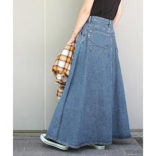 Spick and Span - 【SOMETHING × Spick】ハイパーマキシスカート