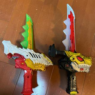 BANDAI - リュウソウジャー リュウソウカリバーとリュウソウ剣 セット 美品