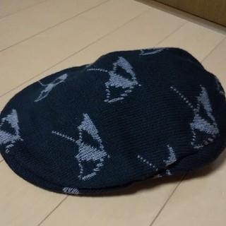 カシラ(CA4LA)のCA4LA カシラ アーノルドパーマー コラボ ハンチング(ハンチング/ベレー帽)