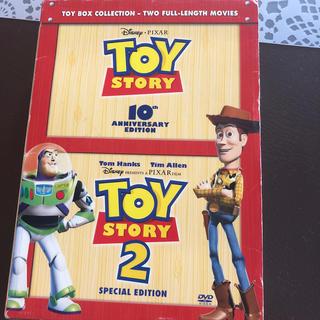 ディズニー(Disney)のトイストーリー 2 プレミア DVDBOX 10周年記念限定版(アニメ/ゲーム)