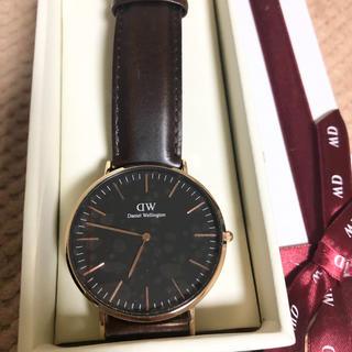 ダニエルウェリントン(Daniel Wellington)のダニエルウェリントン 40mm 腕時計 正規品 Bristol(腕時計(アナログ))