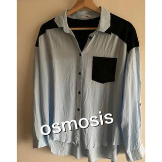 オズモーシス(OSMOSIS)のwooさま専用 osmosis  シャツ(シャツ/ブラウス(長袖/七分))
